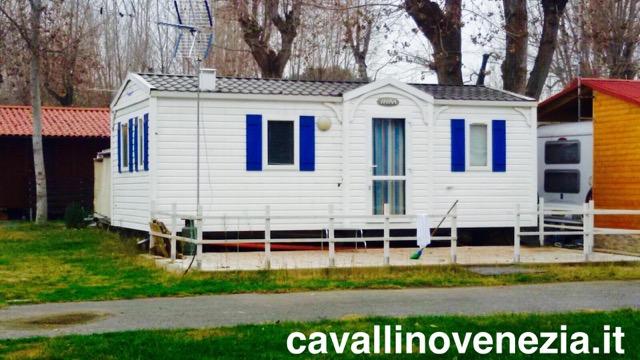 Vendita bungalow in campeggio jesolo case mobili village for Luddui case vendita
